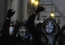 ANonymous / FOTO: Filip Singer