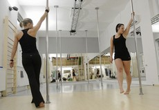 Pole Fitness / FOTO: Filip Singer